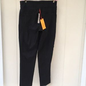 🌸10 Charcoal Gray RUBY RD Slimming Contour Pants